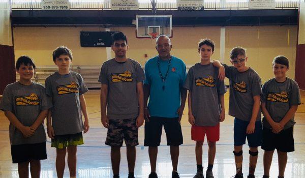Basketball Bootcamp - June 2018