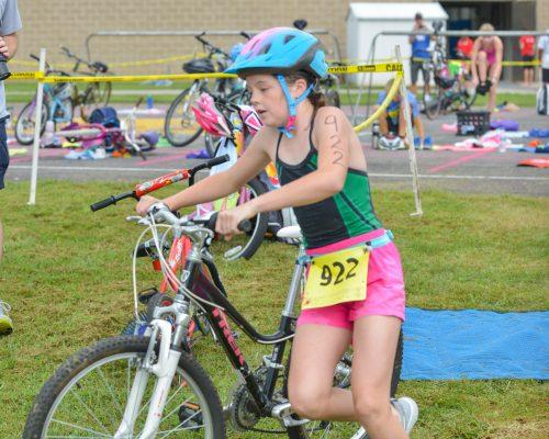 Falling Springs Kids Tri_9 to 14_Bike Transition_126