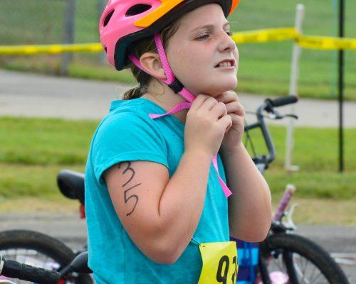 Falling Springs Kids Tri_9 to 14_Bike Transition_208